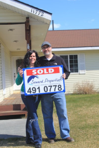 Heather - First time buyer of Seward Realty
