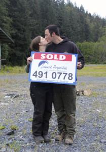 Seward Realty Buyers - Jason & Sierra